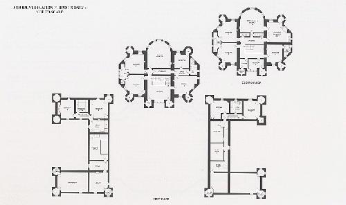 Seton House Floor Plan