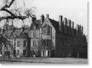 Pinkie House, early 1900's, created by Alexander Seton, 1st Earl of Dunfermline an Chancellor of Scotland.
