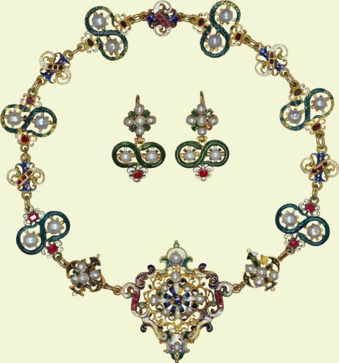 The Seton Necklace